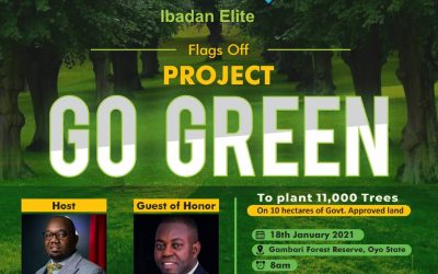 JCI IBADAN ELITE SET TO COMMISSION GO-GREEN PROJECT IN IBADAN